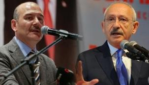 Soylu'nun hedefinde Kılıçdaroğlu var
