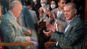 """AKP'de seçim korkusu: """"Allah bize Erdoğan'ın kaybettiğini göstermesin"""""""