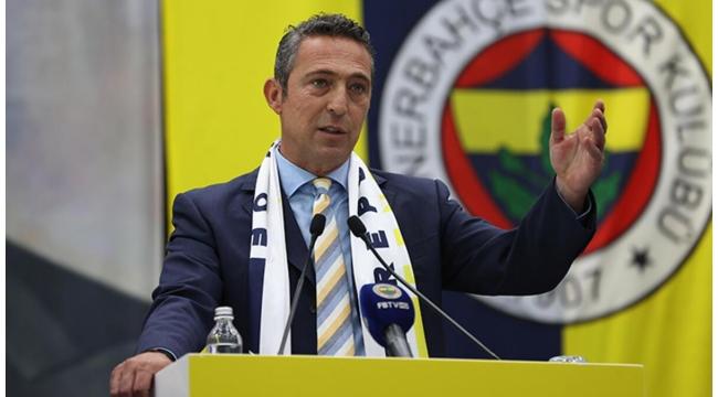 """Ali Koç: """"Fenerbahçe'de kongre ümit eden bir kadro var"""""""