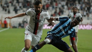Beşiktaş 3 -3 Adana Demirspor