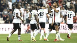 Beşiktaş evinde zorlanmadı! | Beşiktaş 3-0 Yeni Malatyaspor