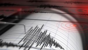 Denizli'de 2 buçuk saat içinde 10 deprem meydana geldi