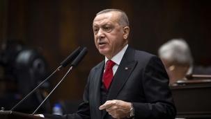 Erdoğan'dan işçilere: Tercihimizi hep çalışanların emeklerinden yana kullandık