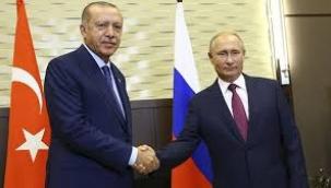 Erdoğan ile görüşmesine ilişkin Putin'den açıklama