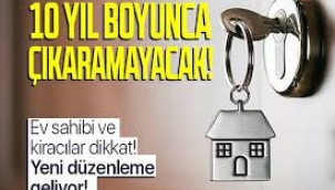 """Ev sahibi kiracıya """"yüksek kira öde veya çık"""" diyerek tahliye edebilir mi?"""