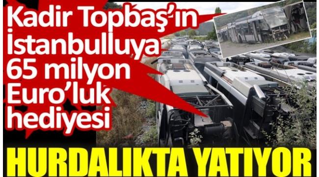 İETT Üzerinden AKP Dönemi soygunu!