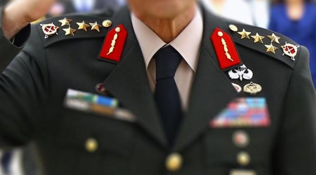 İstifa eden general sayısı 5'e çıkmış, bu kesin ve teyitli bilgidir