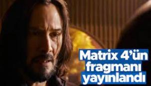 Matrix 4'ün ilk fragmanı yayınlandı
