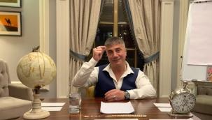 Sedat Peker'den 'Erkan Yıldırım' açıklaması: Cuma günü yayınlayayım da ortalık biraz şenlensin