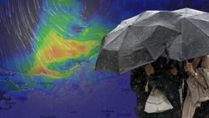 Şiddetli ve yer yer aşırı sağanak yağış bekleniyor