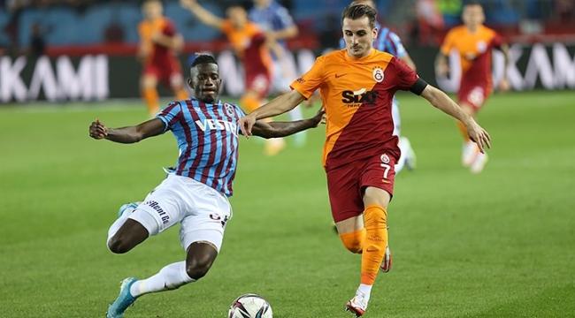 Trabzonspor  Galatasaray 2-2