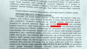 AKP'li vekil yurttaşı sosyal medyadan açık açık küfürle tehdit etti