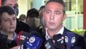 Başkan Ali Koç camiaya ayaklanma çağrısı yaptı