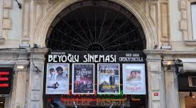Beyoğlu'nda sinema: Salonların bugünü ve geleceği...