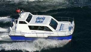 Deniz Taksi ücretleri belli oldu