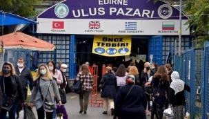 Dolar 9.50 Oldu: Bulgaristan'dan Edirne'ye Alışveriş Akını