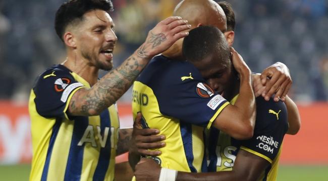 Enner Valencia, Islam Slimani'den sonra Fenerbahçe'de bir ilki başardı