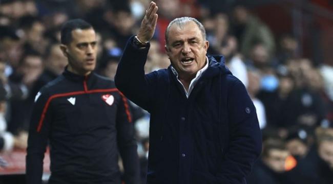 Fatih Terim, Beşiktaş mağlubiyeti sonrası açıklamalarda bulundu