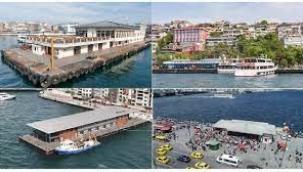 İBB İskeleleri Tur Şirketlerine İhalesiz Peşkeş Çekmiş