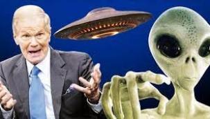 NASA Başkanı'ndan şok sözler! Evrende yalnız değiliz