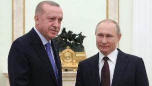 """Putin'den 'Erdoğan' açıklaması: """"Görüşüne katılmıyorum"""""""