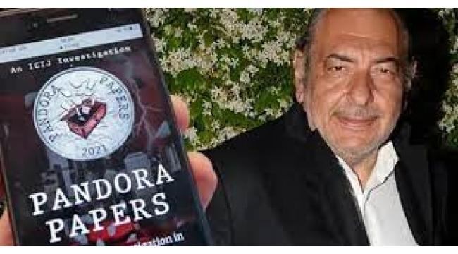 Reha Muhtar'dan Pandora Belgeleri Hakkında İlk Açıklama