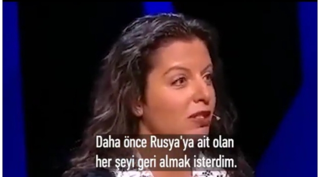 Rus Medyasında Skandal Sözler! Ağrı Dağı ve Kars'ı Rusya'ya...