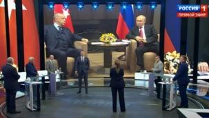 Rus TV kanalında Erdoğan'a skandal sözler!