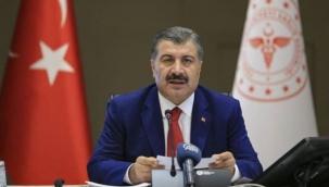 Sağlık Bakanı Fahrettin Koca'dan yüz yüze eğitim açıklaması