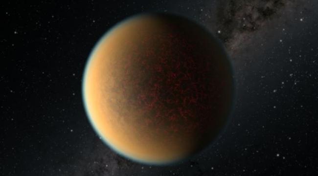 Sıcaklığı bin dereceyi aşan gezegende kabarık bulut tespit edildi
