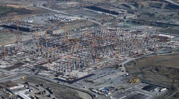 """""""3. Havalimanı inşaatında 400 işçi öldü"""" iddiası Meclis'te"""