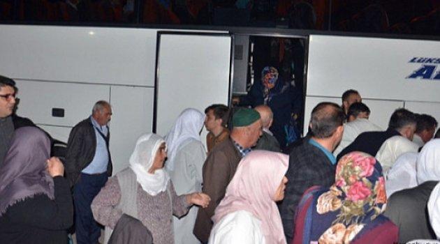 68 kişiyi umre yerine Şanlıurfa'ya götüren dolandırıcılar serbest bırakıldı