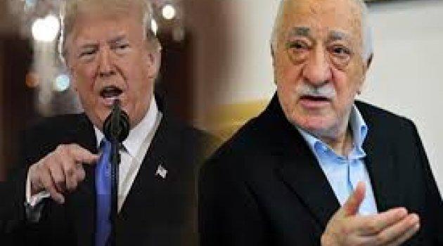 ABD Başkanı Trump'tan 'Fethullah Gülen' açıklaması