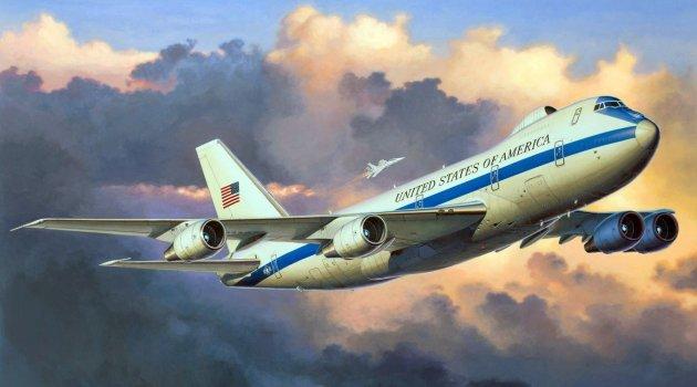 ABD'den flaş hamle! O uçağı havalandırdılar