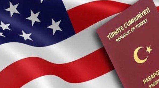 ABD'den Türkiye ile dalga geçer gibi vize açıklaması