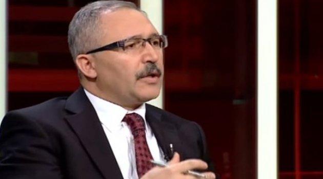 Abdülkadir Selvi'den çarpıcı Sarıgül açıklaması