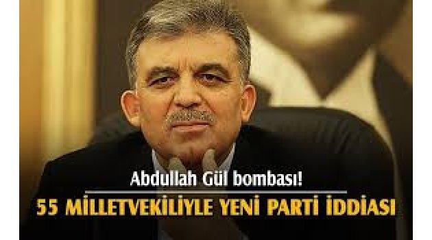 Abdullah Gül bombası! 5'inci ayın 5'inde 55 milletvekiliyle yeni parti iddiası