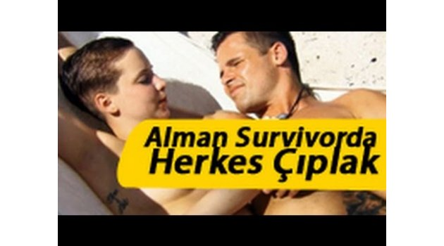 Adem Havva'yı Arıyor: Almanya'da Yayınlanan Çıplak Survivor