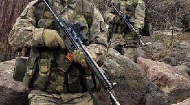 Afrin'den son dakika gelişmesi! Sıcak temas sağlandı: 5 asker yaralı