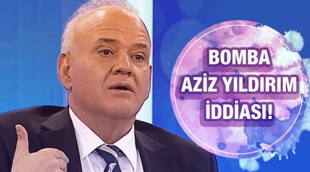 Ahmet Çakar'dan olay Aziz Yıldırım iddiası!