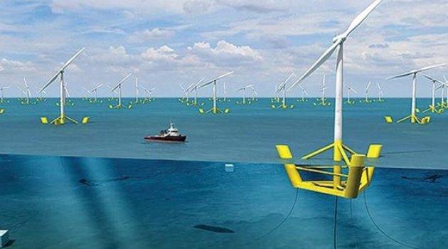 Akdeniz'e yüzer rüzgâr santrali mi geliyor?