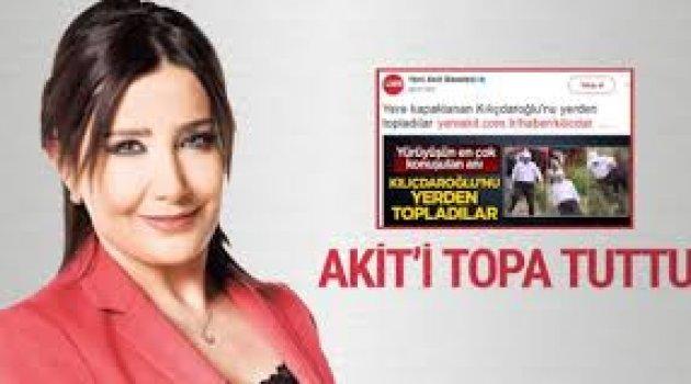 Akit'in Erdoğan'a düşmanlıkla suçladığı Habertürk yazarından sert yanıt