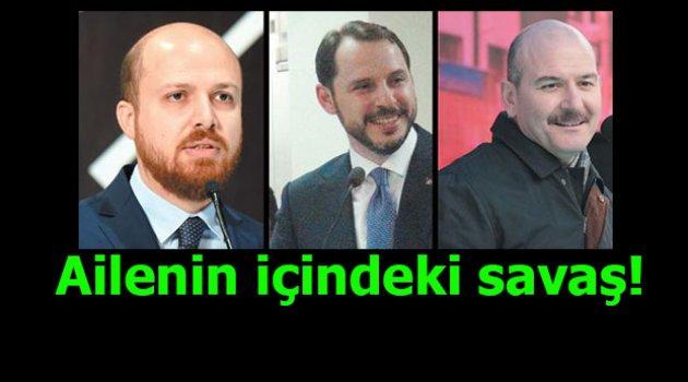 AKP'de 'güç' savaşları