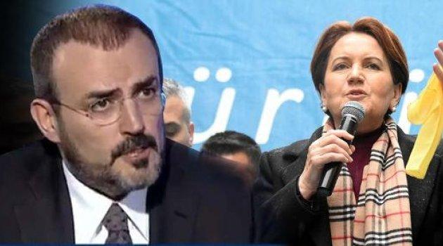 AKP'den Akşener'in 'silahlı eğitim kampları' iddiasına yanıt: İç savaş çığırtkanlığı