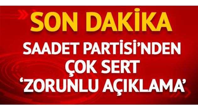 Ankara'daki saldırıyla ilgili açıklama geldi