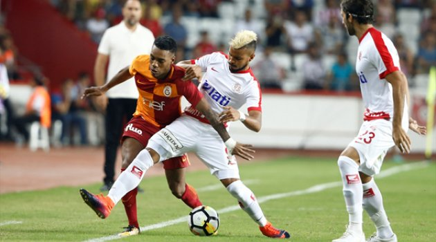 Antalyaspor-Galatasaray 1-1
