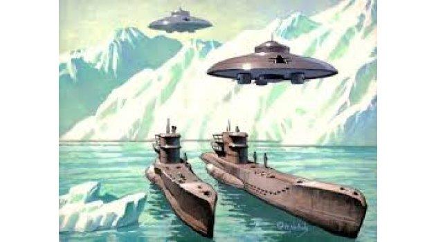 Antartika'nın Karanlık ve Gizemli 7 Sırrı