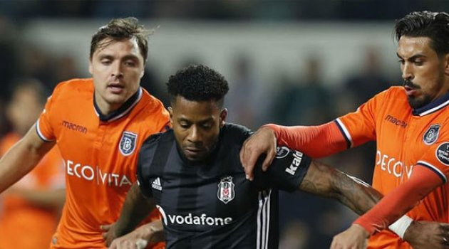 Başakşehir Beşiktaş'ı 1-0 mağlup etti!