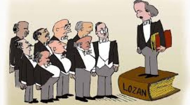 Batılılar Lozan'ı padişahlığa dönüleceği ümidiyle imzaladı