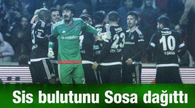 Beşiktaş 3 puanı aldı